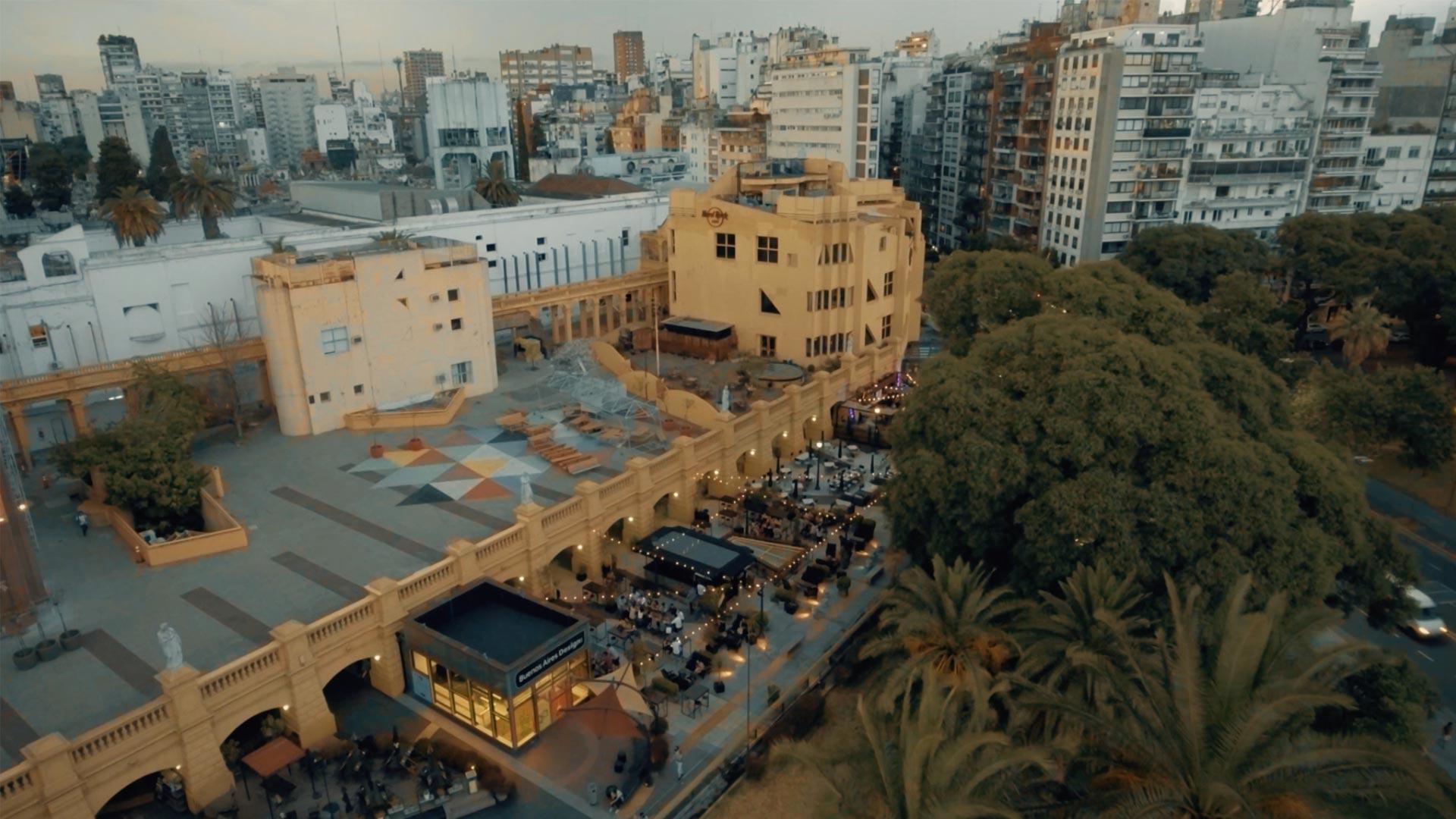 Video Reel Sauvage Studio Buenos Aires