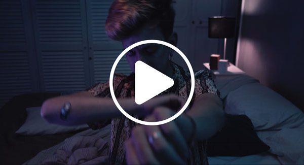 Videoclip Joan Mensajes Eliminados Sauvage Studio